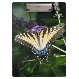 庭の蝶クリップボード クリップボード