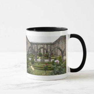 庭を持つPalace Ofブラーガ大主教 マグカップ