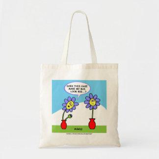 庭師のための夫および妻のユーモアのトートバック トートバッグ