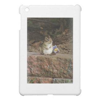 庭師のシマリス iPad MINI カバー