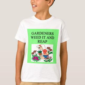 庭師の冗談 Tシャツ