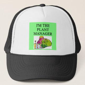 庭師の園芸冗談 キャップ