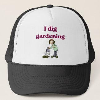 庭師の帽子 キャップ