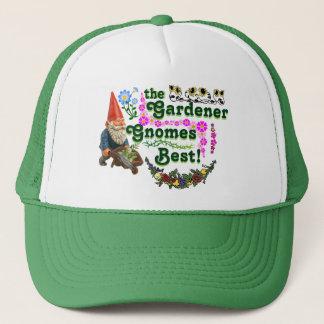 庭師の格言の最も最高のなトラック運転手の帽子! (Ver。 2.0) キャップ