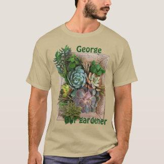 庭師のTシャツ Tシャツ