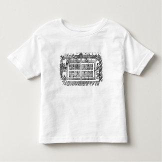 「庭師迷路」のからの庭、1577年( トドラーTシャツ