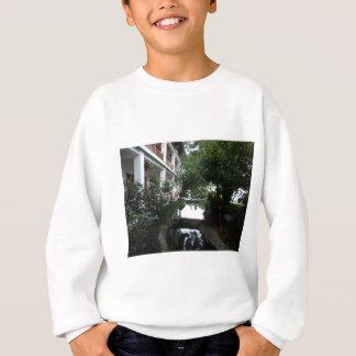 庭 スウェットシャツ