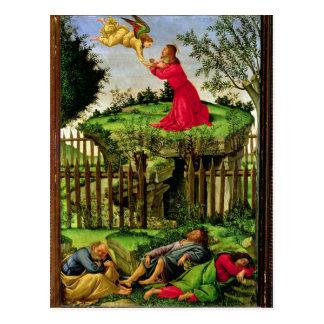 庭、c.1500の苦悶 ポストカード