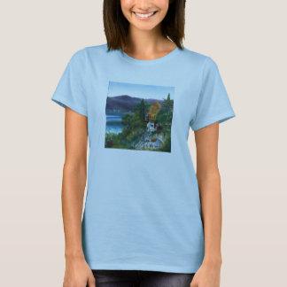 庭「Tの上 Tシャツ
