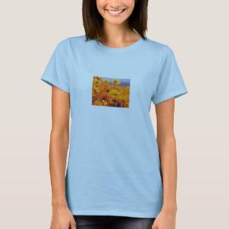 庭 Tシャツ