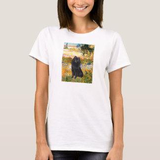庭Fiorito - Schipperke1 Tシャツ