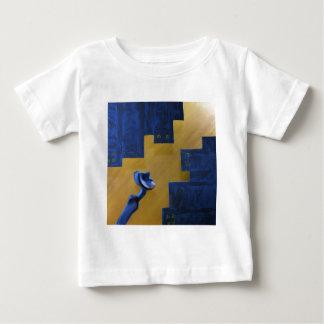 建物間の姿 ベビーTシャツ