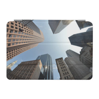 建物、ボストン、米国の魚目レンズ iPad MINIカバー