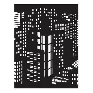 建物、建物、構造、建築、都市 ポストカード