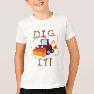 建築の発掘それTシャツおよびギフト Tシャツ
