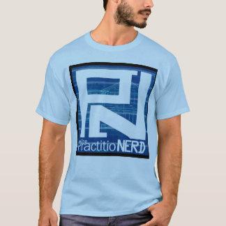 建築のPractitioNERDのTシャツ Tシャツ
