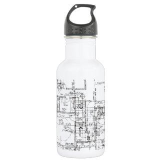 建築家すべて! ウォーターボトル