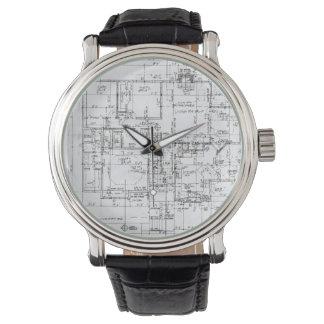建築家の腕時計 腕時計