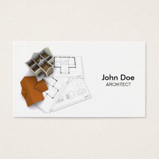 建築家/建設業カード 名刺