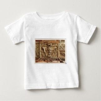 建築彫刻 ベビーTシャツ