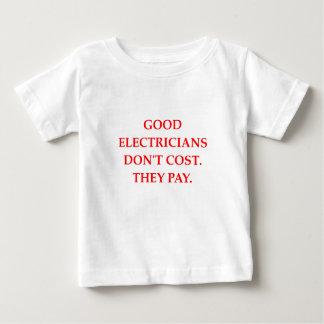 建築業者 ベビーTシャツ