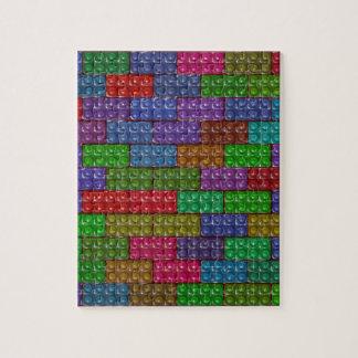 建築者の煉瓦-虹 ジグソーパズル