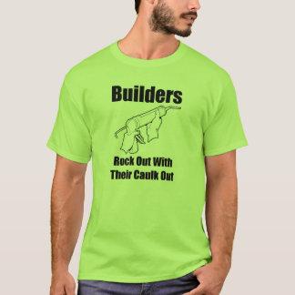 建築者 Tシャツ