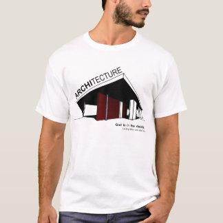 建築: Mies van der Rohe Tシャツ
