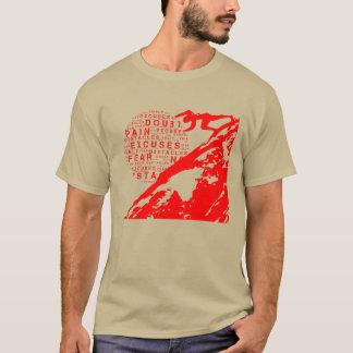 弁解、疑い、恐れ… Tシャツ