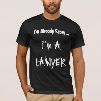 弁護士のハロウィンのTシャツ Tシャツ