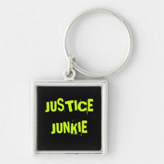 弁護士の裁判官の弁護士のニックネーム-正義の麻薬常習者 キーホルダー