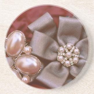 弓および真珠 コースター