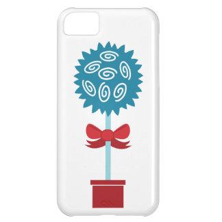 弓を持つバラの木 iPhone5Cケース