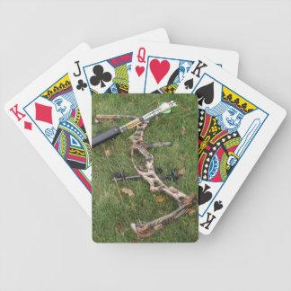 弓狩りカード バイスクルトランプ