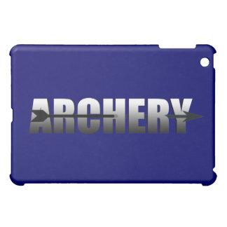 弓矢の常習者のためのアーチェリーのギフト iPad MINIケース