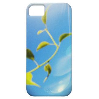 引きずるつる植物のテーマのiPhone 5/5S、やっとそこに iPhone SE/5/5s ケース