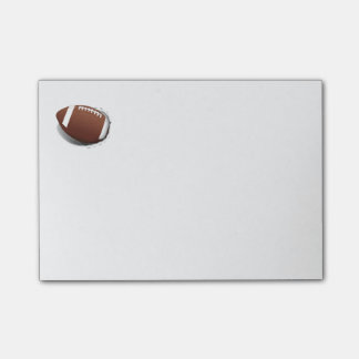 引き裂くフットボール ポスト・イット®ノート
