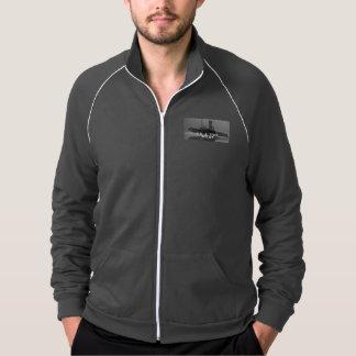 引っ張りのボートメンズジッパーのジャケットの灰色として堅い ジャケット