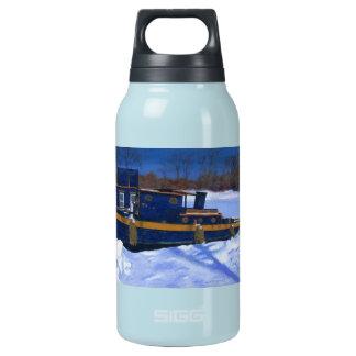 引っ張りのボート 断熱ウォーターボトル