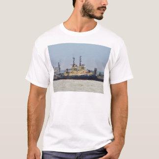 引っ張りセシリアおよびBrunel Tシャツ