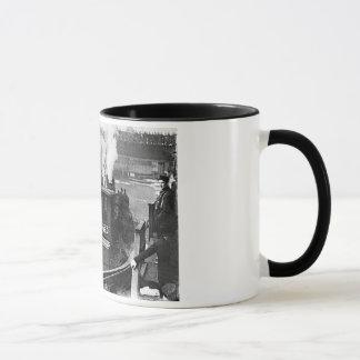 引っ張りT.M. Morford マグカップ