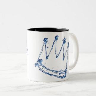 引用文の壊れた王子 ツートーンマグカップ
