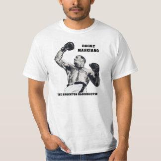 引用文の岩が多いKnockoutワイシャツ Tシャツ