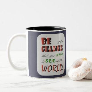 引用文Gandhi: 変更があって下さい ツートーンマグカップ