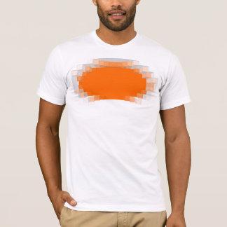 引込む煉瓦 Tシャツ