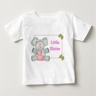 弟の動物園象のトンボ ベビーTシャツ