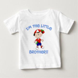 弟のTシャツ(黒) ベビーTシャツ