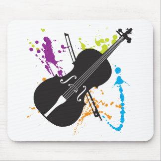 弦楽器のmousepad マウスパッド