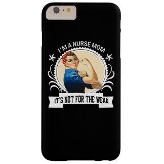 弱いののためのナースのお母さん-ない BARELY THERE iPhone 6 PLUS ケース