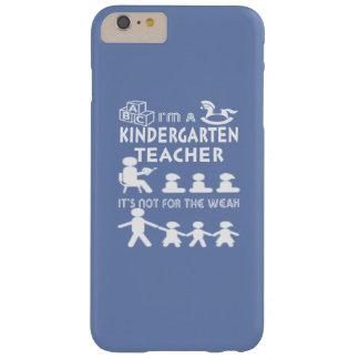 弱いののための幼稚園教師-ない BARELY THERE iPhone 6 PLUS ケース